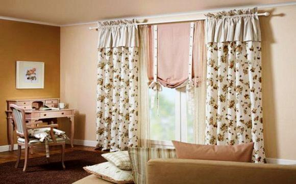 C mo colgar barras de cortina - Como colgar cortinas ...