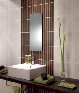 C mo decorar el ba o para que luzca sencillo pero elegante for Cambiar bano completo