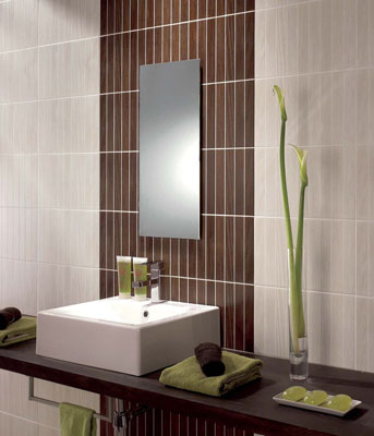 Buenas ideas para decorar tu ba o belleza y alma - Como decorar un bano pequeno moderno ...