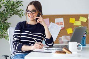 Trabajo de tiempo completo… ¿la opción más segura?