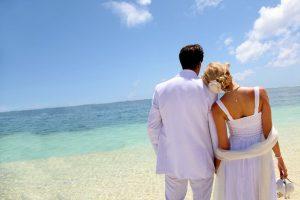 El día del matrimonio