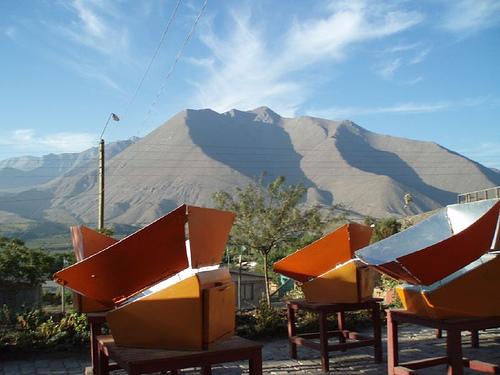 Eco diseño: una cocina solar