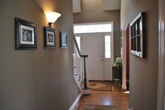 Decoraci n de pasillos de acuerdo a tu espacio en el hogar for Decoracion pasillos