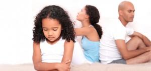 El factor divorcio en los niños
