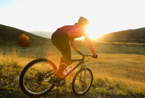 Cuidando tu salud cuando pedaleas