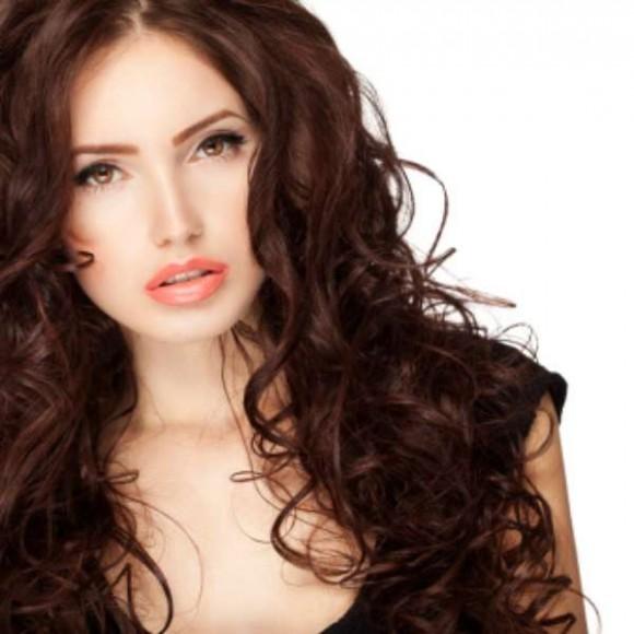 Como hacer pelo ondulado con rulos