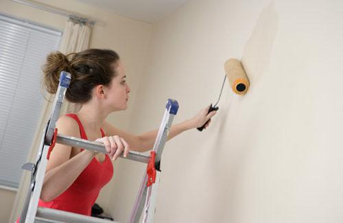 Tips para pintar las paredes de tu hogar incre bles consejos - Consejos para pintar paredes ...