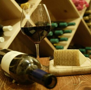 El vino un antidepresivo