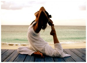 Beneficios de correr y hacer yoga