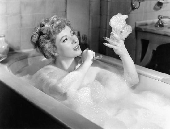 Baño De Tina Natural:Tomar baños de tina es un placer, pero cuidado con los efectos