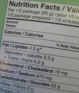 Ideas para eliminar calorías de tu dieta sin sufrir
