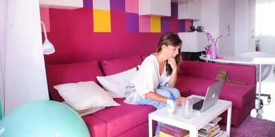 cromoterapia en el hogar