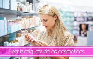 Piel: Aprende a leer los ingredientes de tus productos