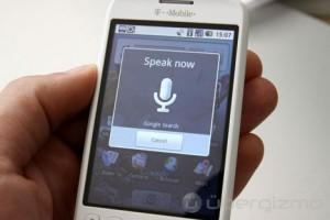 Google Voice distingue acentos para buscar contenido en la red