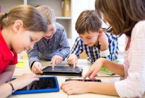 Niños y tecnología: Generación I
