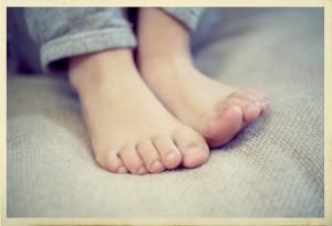 Calcetines con fibra de cobre evitan hongos y mal olor