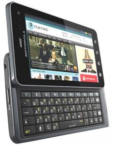 Milestone 3: Nuevo Smartphone de Motorola en América Latina