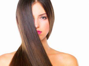 Cuidados del cabello alisado
