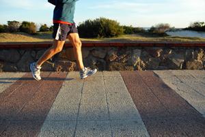 Correr 10 minutos reduce el estrés