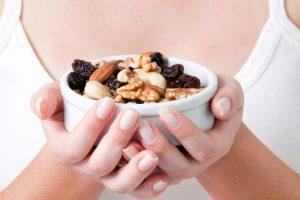 Las ganancias de las semillas y cereales en la dieta