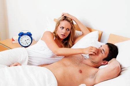 Ronquidos y apneas del sueño