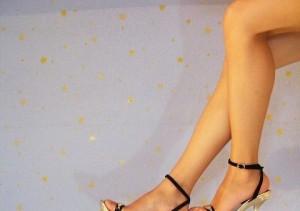 Elimina la hinchazón de tus piernas