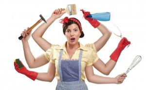 Diez productos naturales de limpieza