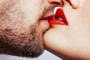 Beneficios de los besos