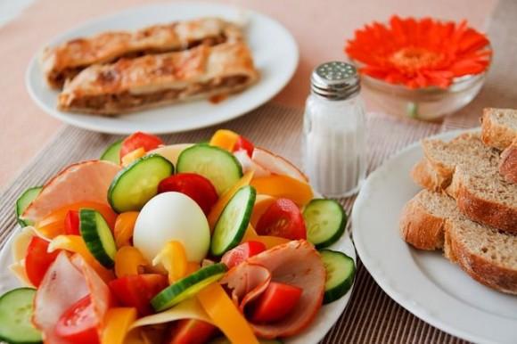 Dieta para bajar de peso en una semana