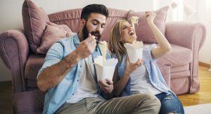 Tener pareja engorda