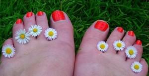 Elimina las asperezas de tus pies