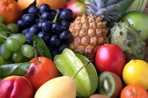 Dieta diurética de frutas