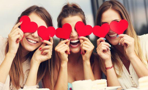 Un soltero en San Valentín