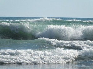 Agua de mar para la salud