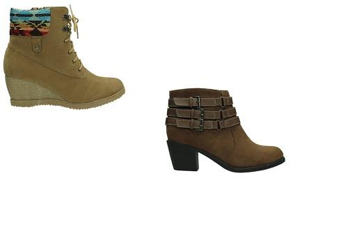 Conoce los zapatos Marie Claire