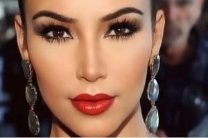 Make Up: Consigue el mismo maquillaje que Kim Kardashian