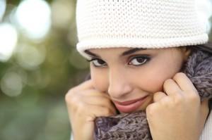Cuidados para que tu piel no sufra en los días fríos