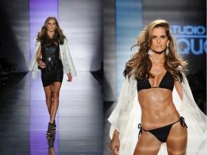 STUDIO F celebra sus 20 años junto a la top model brasileña Izabel Goulart