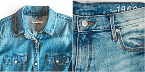 GAP presenta Campaña Try Your Denim