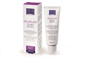 Dile Adios a las cicatrices con Keloplast Scars SPF + 50