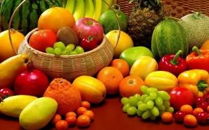 El poder curativo de las frutas