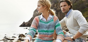 Brooks Brothers apuesta por el Sweater Supima Cotton para esta temporada