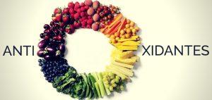 Antioxidantes para nuestro organismo