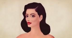 """""""La Súper Venus"""": Una cruda manera de conocer los cánones de belleza actuales"""
