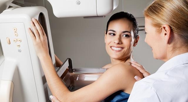 La mamografía, una buena forma de diagnosticar a tiempo el cáncer de mama