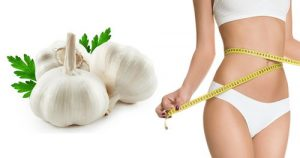 ¿El ajo sirve para bajar de peso?