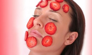 Tratamientos con frutillas