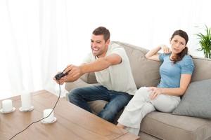 ¿Tu pareja es muy inmaduro para ti?