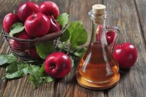 ¿Por qué debes usar vinagre de manzana?