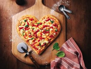 ¿CÓMO COMER PIZZA SIN SENTIR CULPA?